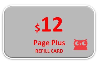 Page Plus $12