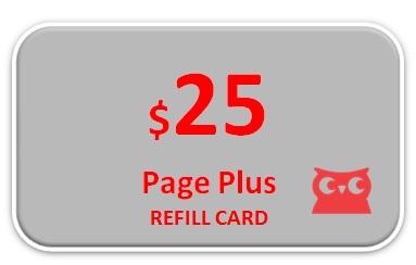 Page Plus $25