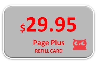 Page Plus $29.95