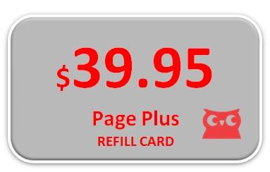 Page Plus $39.95