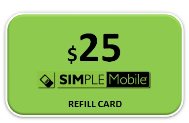 Simple Mobile $25