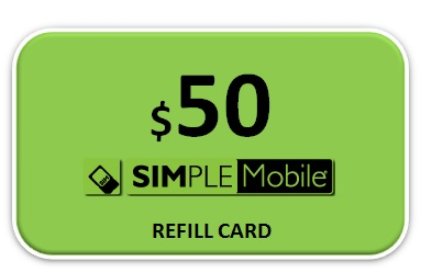 Simple Mobile $50