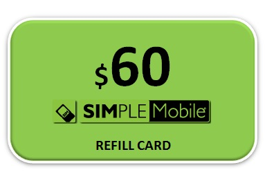 Simple Mobile $60