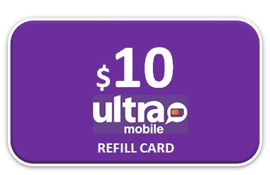 Ultra Mobile $10