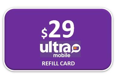 Ultra Mobile $29
