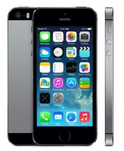 Iphone 5S Black 1