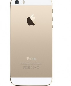 Iphone 5S Gold 3