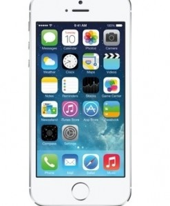 Iphone 5S Silver 11