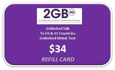 Ultra Mobile $34